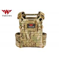 Buy cheap Military Combat Assault Tactical Vest Molle Gear , Army Swat Ballistic Body from wholesalers