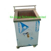 China Ultrasonic Golf Club Cleaner Golf Ball / Grips Cleaning Machine , Stainless Steel 304 on sale