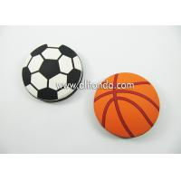 Buy cheap Round shape basketball football shape personalized mini portable bottle opener custom as for promotional gifts product