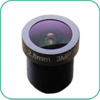 Buy cheap M12X0.5 Home Security Camera Lens Φ14×16.7 Dimension With Anti UV Protection product