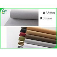 Buy cheap 2018 high quality OEM service 0.33mm and 0.55mm washable kraft paper from wholesalers