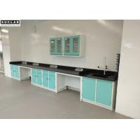 Buy cheap Hospital Chemical Steel Lab Furniture Acid Alkali Resistant Benchtops product