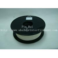 Buy cheap Makerbot pla 3d printing material Special Filament 1kg / Spool , Good Toughness product