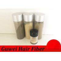 Buy cheap Ash Brown Hazel Brown Hair Building Fiber For Hair Fuller And Thicker 3g-30g product