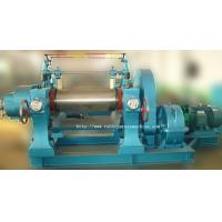 Buy cheap 320mm Working Length Rubber Mixing Mill Geared Flameproof Motor product