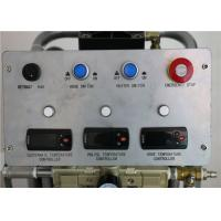 Buy cheap 4 Lines Polyurethane Injection Machine Customized Voltage Hertz And Phase product