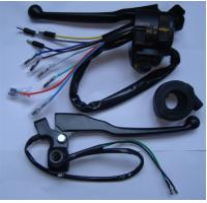 Buy cheap Honda Cd100 Motorcycle Handle Bar Switch 7/8  22MM , Brake Lever Motorparts product
