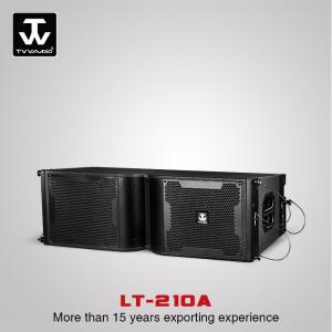 Buy cheap Line Array Speaker@Double 6.5inch Power Passive Small Line Array Speaker LT-260 from wholesalers