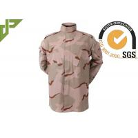 Buy cheap 3 Color Desert Air Force Combat Uniform , Multicam Military Camouflage Uniforms product