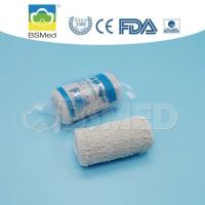 Buy cheap Elastic Medical Tubular Crepe Bandage , Medical Adhesive Crepe Bandage from wholesalers