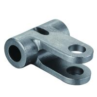 Buy cheap custommade clamp1025 carbon steel investment casting parts silicon casting product