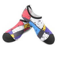 Buy cheap Abstract Pattern Aqua Skin Shoes For Unisex Spring And Summer Series from wholesalers