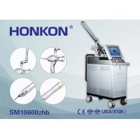 Buy cheap Health  10600nm Co2 Fractional Laser Vaginal Skin Tightening Machine product