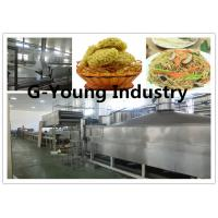 Buy cheap Automatic Fried Instant noodle Making Maker Production Line instant frying noodle lines product