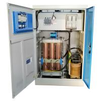 Buy cheap Automatic High Power Voltage Stabilizer 300KVA Capacity For Large Factories product