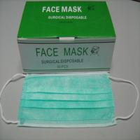 Buy cheap Face Mask Nonwoven Mask Surgical Mask Disposable Mask product