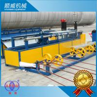 Buy cheap Weaving Breadth 0.5m - 4.2m Chain Link Wire Machine For Highway / Railway Fencing product