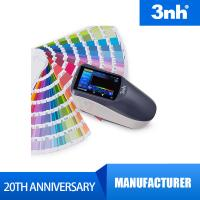 Buy cheap 3nh Spectrophotometer YS3060 Color analysis laboratory instrument with color matching system for Yarn Fabric Textile product