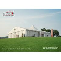 Buy cheap 20x30m Luxury High Peak Wedding Marquee with Glass Walls for Sale from wholesalers