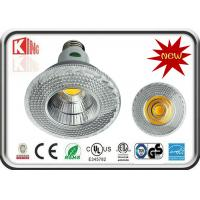 Buy cheap CRI 80 Indoor LED Spotlight 3000K / 6000K / 2700K 15W COB LED PAR38 Spotlight product