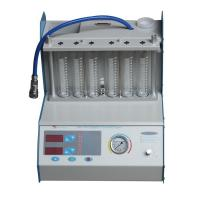 Buy cheap MST A360 Testing Fuel Injector Cleaning Machine , Fuel Injector Cleaner Machine product