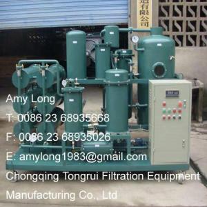 Multi-Function Vacuum Transformer Oil Purification Plant