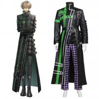 China Free Shipping Cosplay Costume Amnesia Kent Adult's Custom Made Jacket Pants for Halloween Party on sale