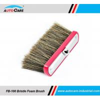 Buy cheap Hog Hair Car Wash Foam Brush Head/ Soft Bristle Cleaning Brushes for Auto Detailing Car Wash product