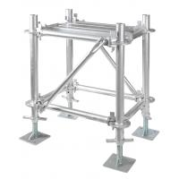 Buy cheap Top 10 Layher Allround Scaffolding in China, Q235/ Q345 Material Ringlock Scaffolding from wholesalers