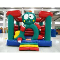 Buy cheap New Design Inflatable Bouncer Combos Bottom Price Animal Theme Inflatable Bouncy product
