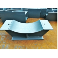 Buy cheap 3350N F Shaped Dust Embedding Pipe Saddle Support Dn4000mm product