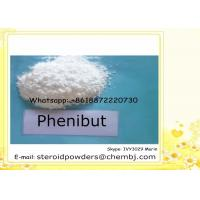 China Phenibut Relieve Anxiety and Improve Sleep 1078-21-3 Reduce Fatigue Improve Neurological on sale