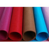 Buy cheap 850gsm Industrial Felt Fabric PET Fiber With 0.8mm-60mm Thickness product