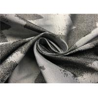 Buy cheap Rich Color Graphic Print Fabric For Jacket , 100 Polyester Fabric Jacquard Style product