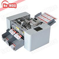Buy cheap 3 Years warranty office A4 business card cutter auto feeding id card cutting machine factory product