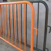 Buy cheap Temporary Pedestrian Barricade with 1.1m and 1.2m Height product
