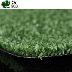 Buy cheap Green Harmless Fake Grass Tennis Court product