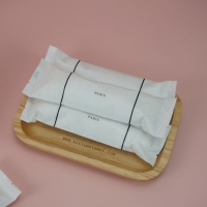 Buy cheap Individual Packing Restaurant Single Use Oshibori Cotton Wet Towel product