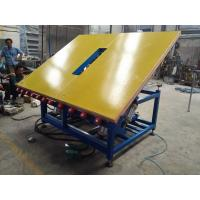 Buy cheap Assembly Air Float Table With Tilting / Vacuum Suckers , Application Air Floatation Table product