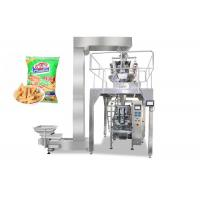 China 1000ml Automatic Packaging Machine For Chips / Snacks / Frozen Shrimp on sale
