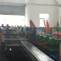 Buy cheap Ceiling Roofing Structure Aluminum Cable Trunking / Cable Tray Making Machine product