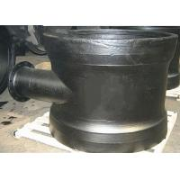 Buy cheap PN10 PN16 PN25 Ductile Iron Fittings Double Socket Tee All Flange Tee All Socket from wholesalers