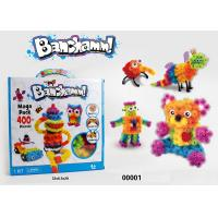 Buy cheap 400Pcs ABS Sticky Thorn Balls Building And Construction Toys For Age 4 Years Boys / Girls product