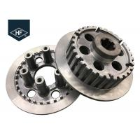 Buy cheap BAJAJ Aluminum Motorcycle Clutch Hub CT100 6 Holes Housing 200CC Displacement product