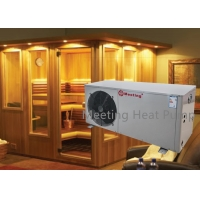 Buy cheap MD20D 7KW Air Source Heat Pump Water Heater For Small Personal Sauna / Stream Room product