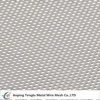 Buy cheap Aluminum Perforated Metal Sheet |with Round/Square/Slot Hole Shape product