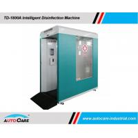 Buy cheap Mobile disinfection machine with four wheels/ Intelligent face recognition and from wholesalers