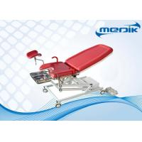 Buy cheap Automatic Enameled Steel Gynecological Examination Table For Woman product