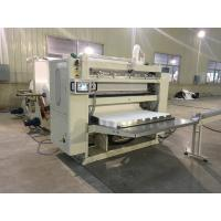 Quality 30KW Tissue Paper Production Line 380V 50HZ With Steel To Steel Embossing Unit for sale