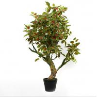 Buy cheap Artificial Plastic Mini Bonsai for Sale from wholesalers